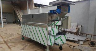 تولیدکننده دستگاه انار دانه کن