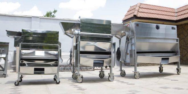 مرکز تولید و توزیع دستگاه دانه کن انار